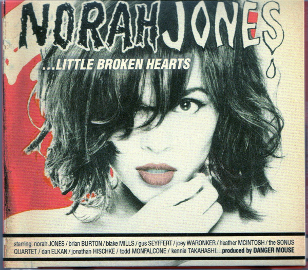 《Little Broken Hearts》无损专辑下载 APE  Norah Jones